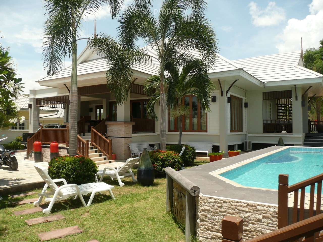 3 Bedroom Pool Villa at Tippawan Hua Hin