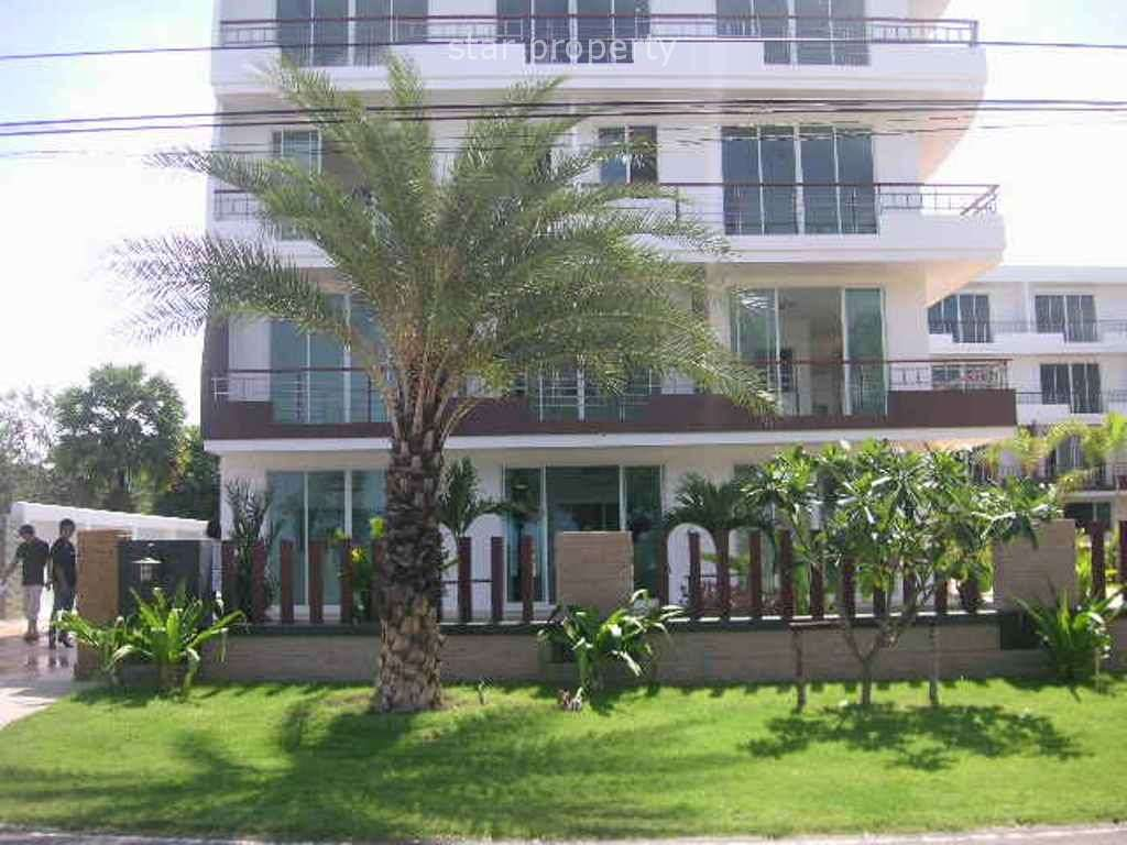 1 Bedroom Condominium for Sale at KM Beach Pak Nam Pran at Pak Nam Pran, Pranburi