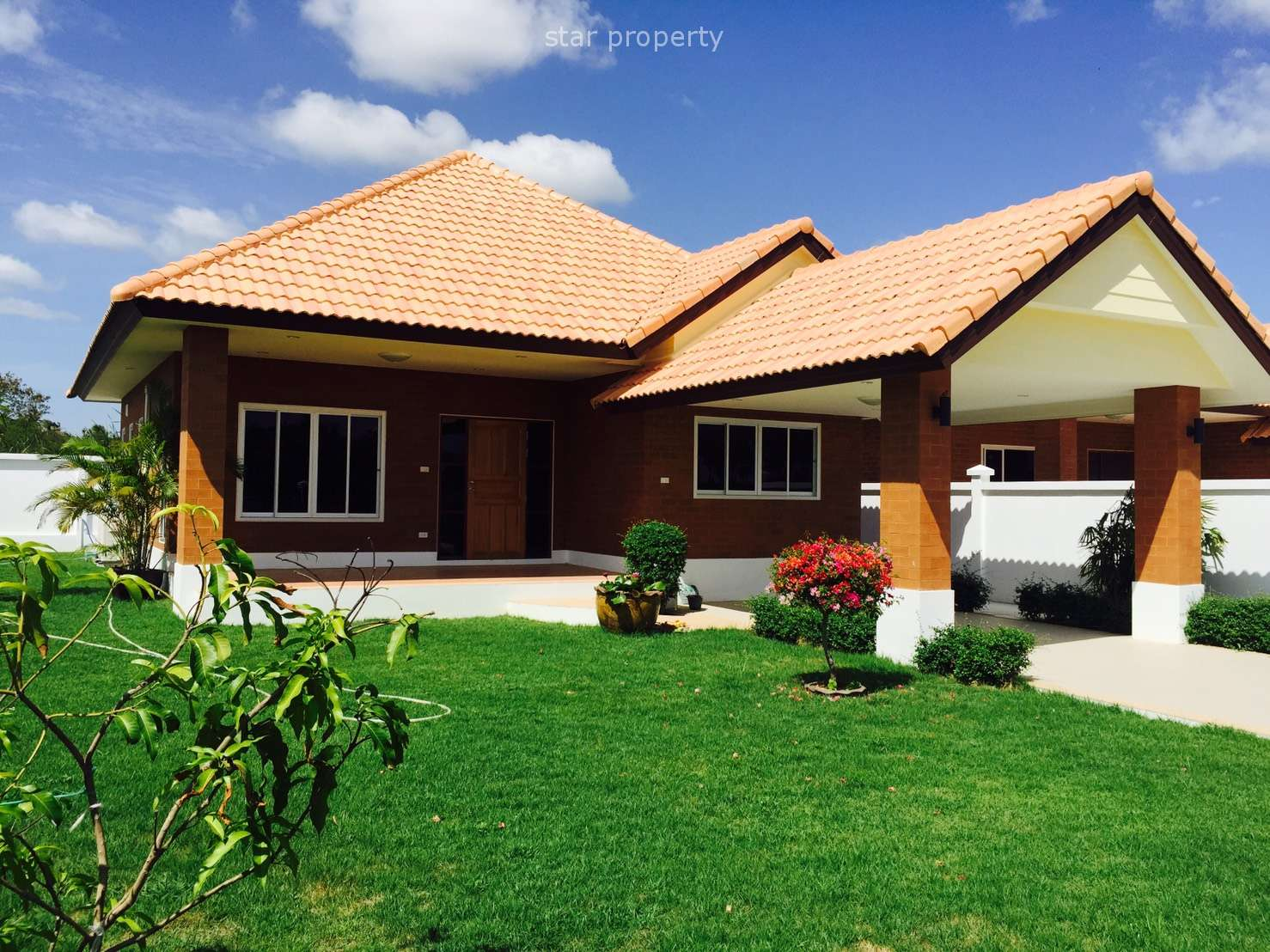 2 Bedroom Bungalow for Sale in Cha Am at Cha Am District