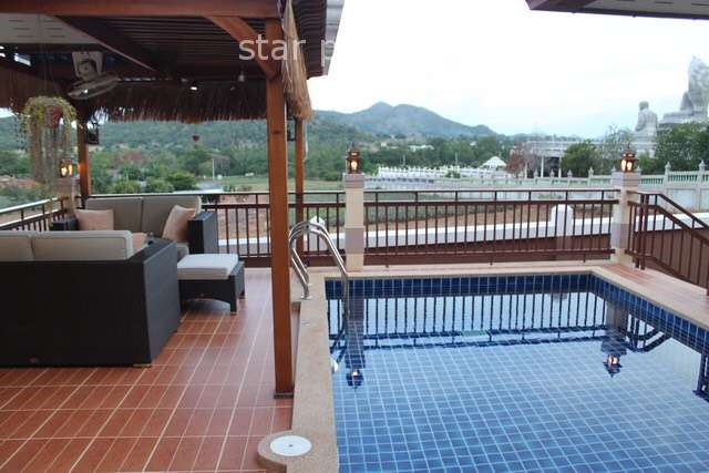 4 Bedroom Pool Villa at Emerald Heights for Sale in Pranburi Hua Hin