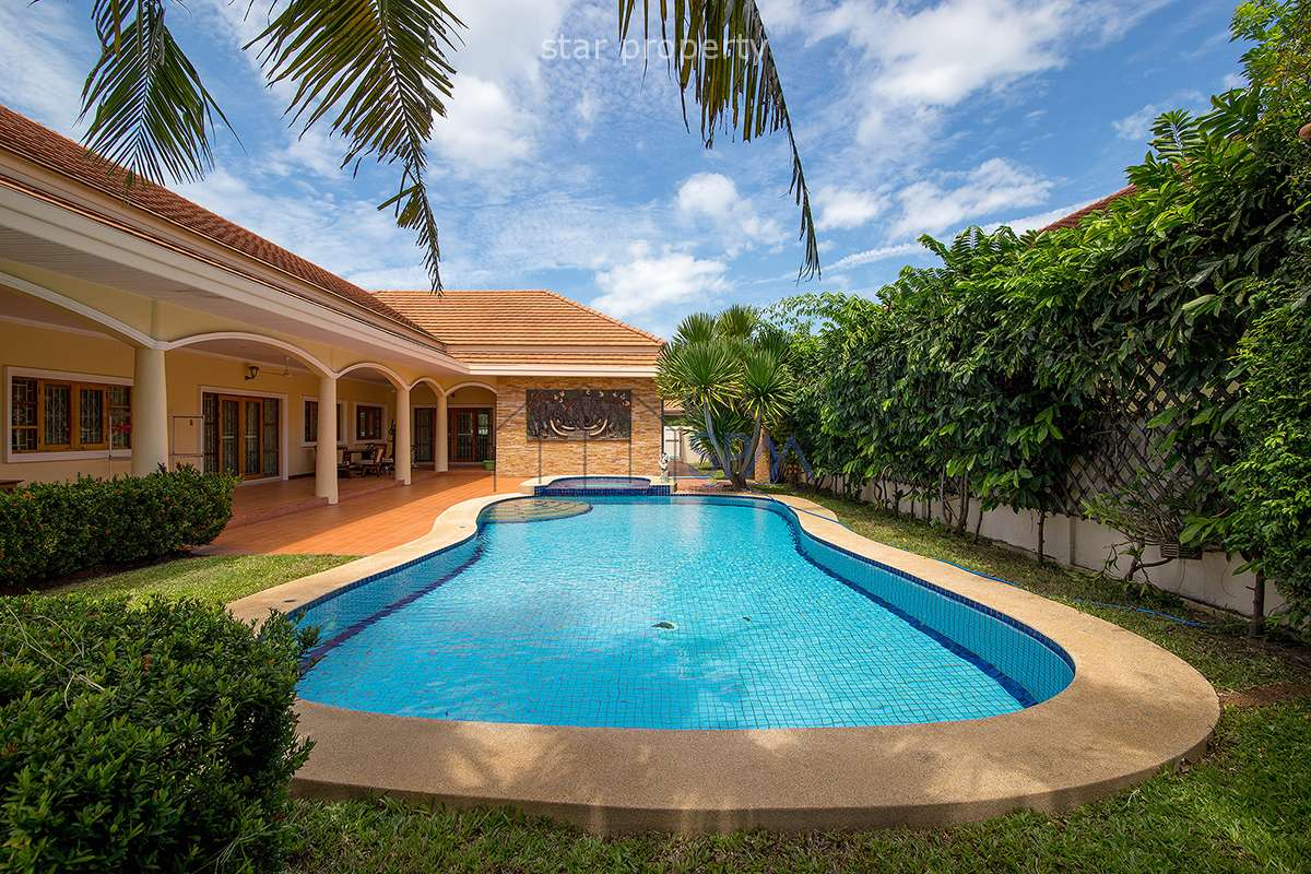 Pool Villa for Rent at Siam Villa Hua Hin Soi 116