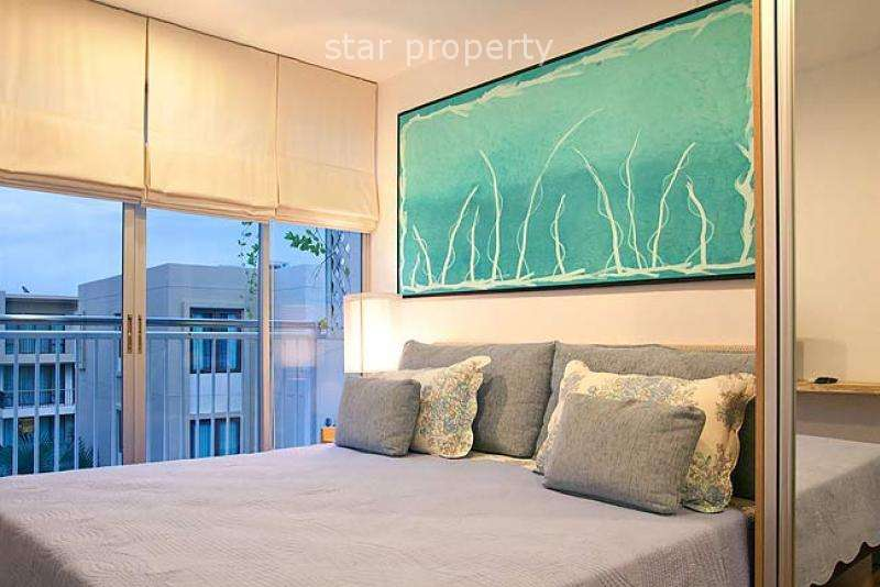 2 Bedroom Beachfront Condominium at Baan Suan Rim Sai Khao Takiab at The Breeze, Hua Hin