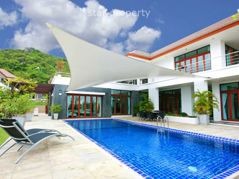 3 Bedroom House with Private Pool at Phu Montra Hua Hin Soi 126 at Hua Hin Soi 126