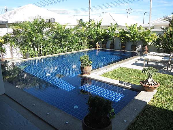 3 Bed Pool Villa at Avenue Gold II in Hua Hin Soi 88 at Hua Hin District, Prachuap Khiri Khan, Thailand