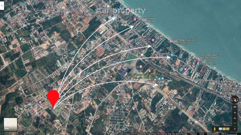 Hua Hin Restaurant For Sale
