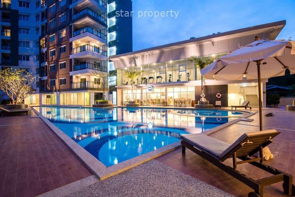 Modern New Restaurant for Rent at The 88 Condo Hua Hin