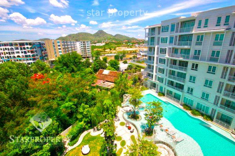Nice Mountain View Condo For Sale at Summer Khao Takiab