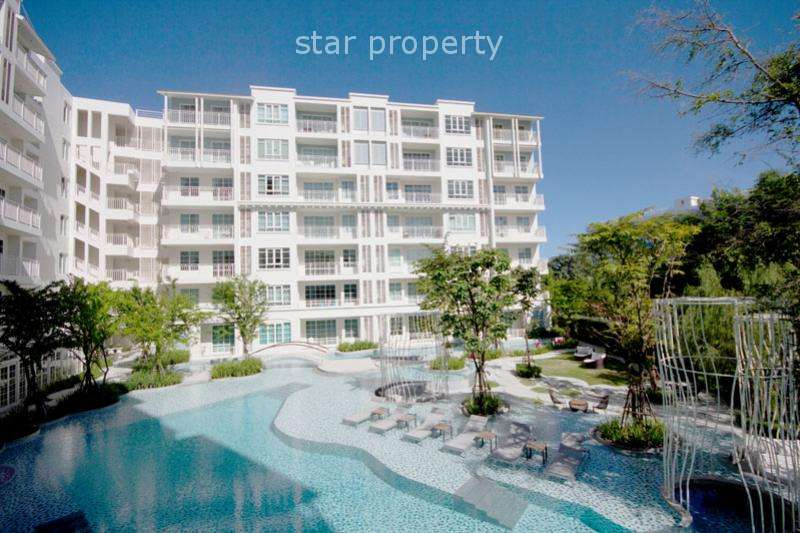 Condominium Near Takiab Beach for Sale at Summer Khao Takiab