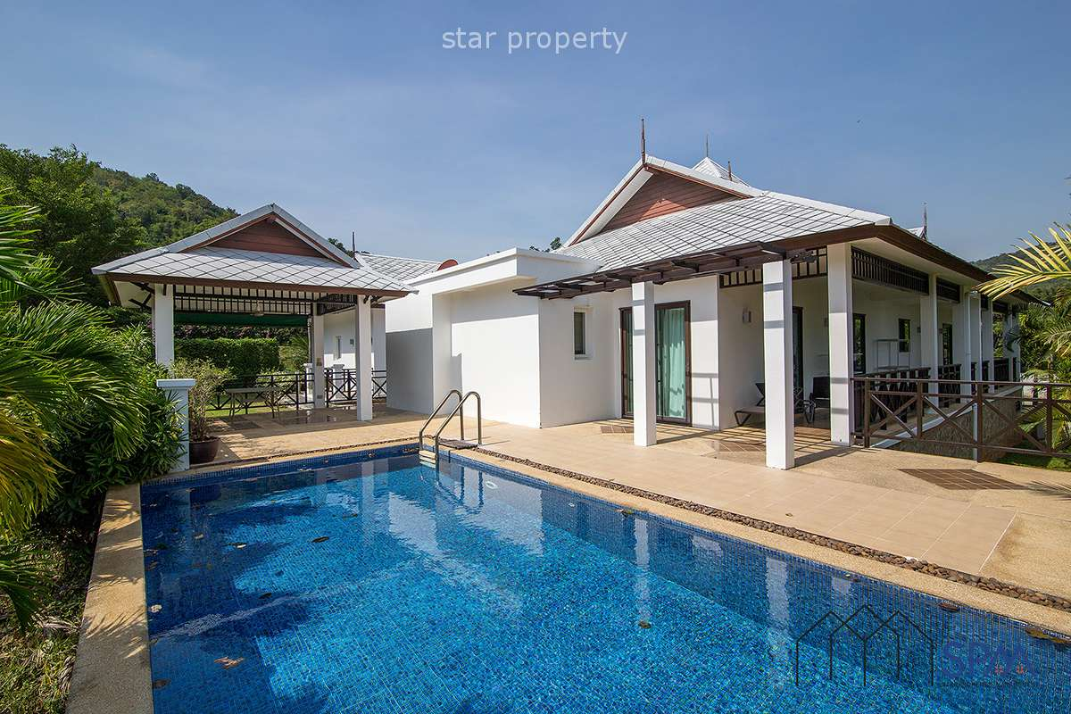 4 Bedroom Pool Villa at Baan Hua Hin