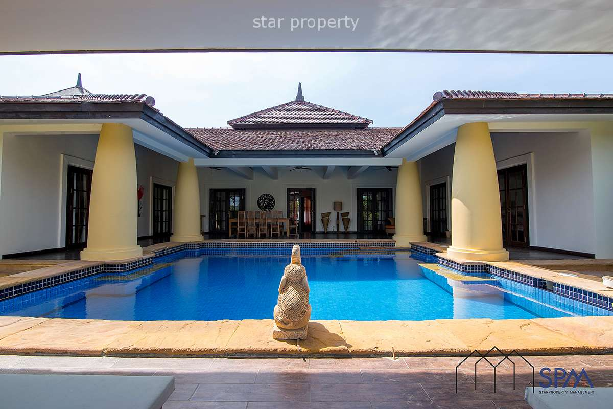 4 Bedroom Villa at Baan Hunsa Hua Hin