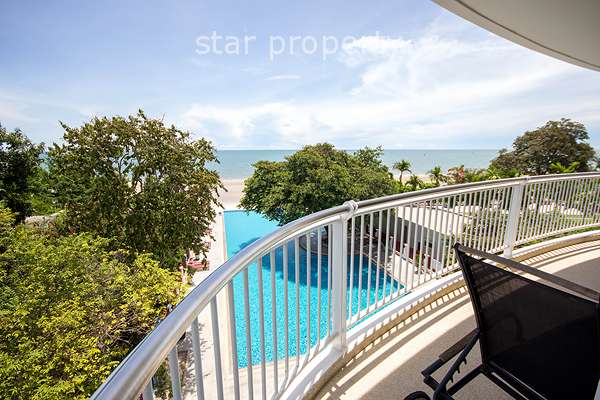 Condo on the Beach Front for Sale at Baan Suan Rim Sai