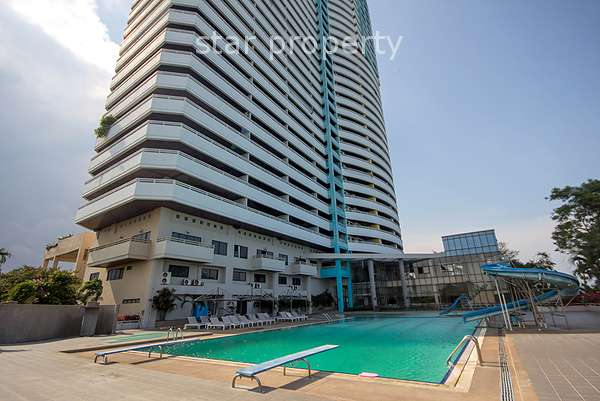 Great Sea View Condominium for Sale at Grand Condotel Cha Am