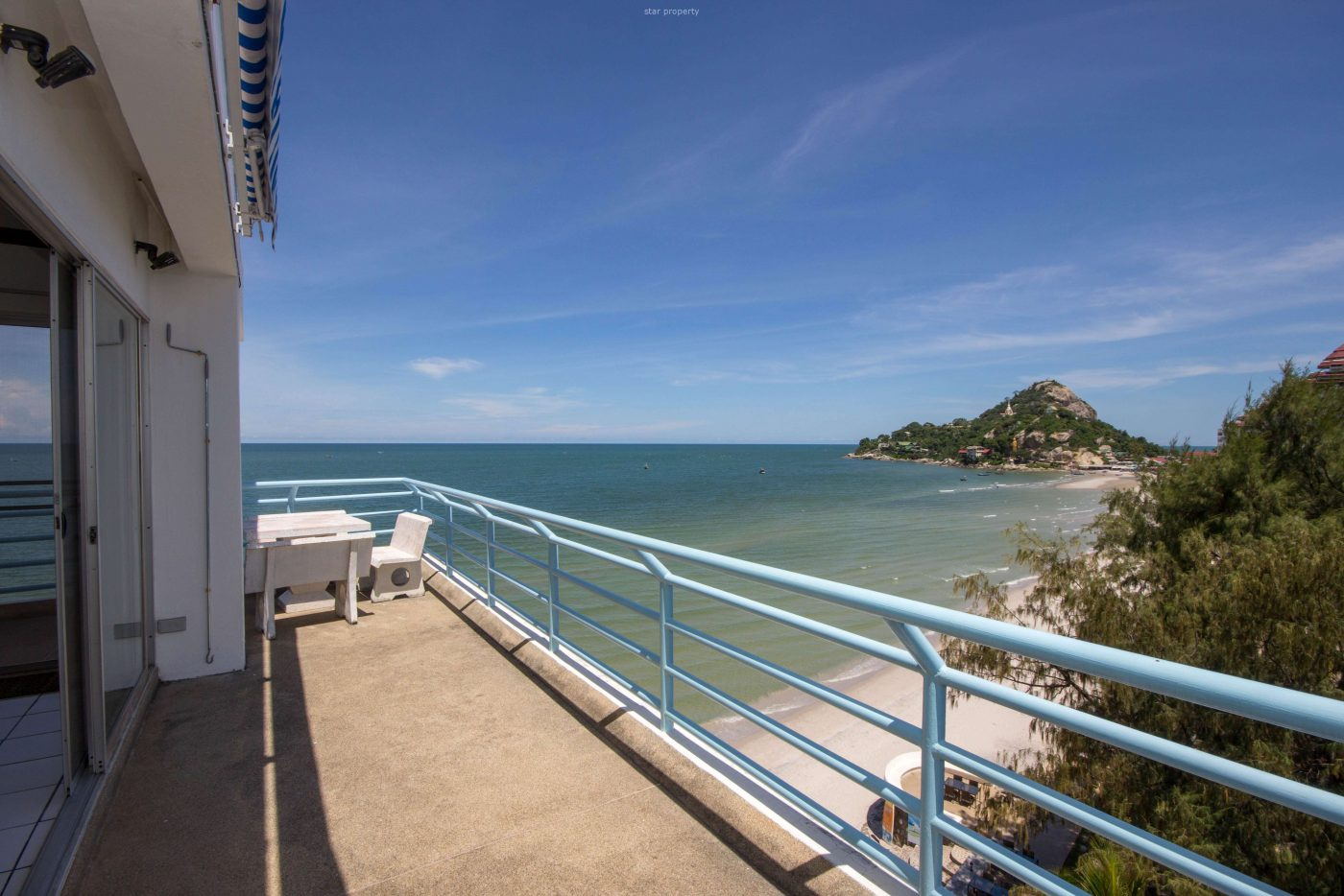 Fully Furnished with Sea View Condo