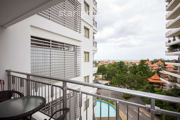 Beautiful Condominium with Sea View for Sale at Boat House,Cha Am