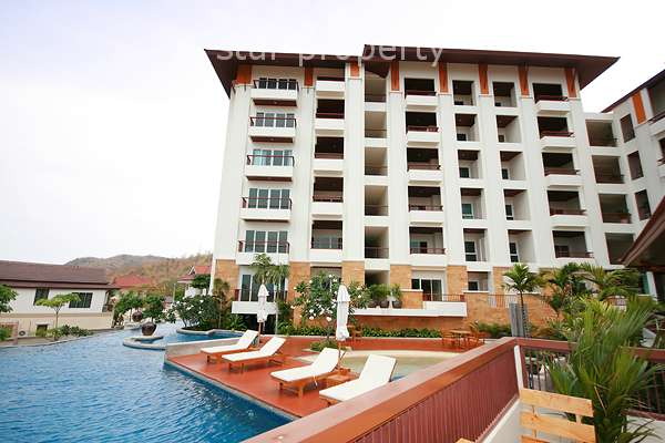 2 Connect Condominium in Town for Sale at Blue Mountain Hua Hin
