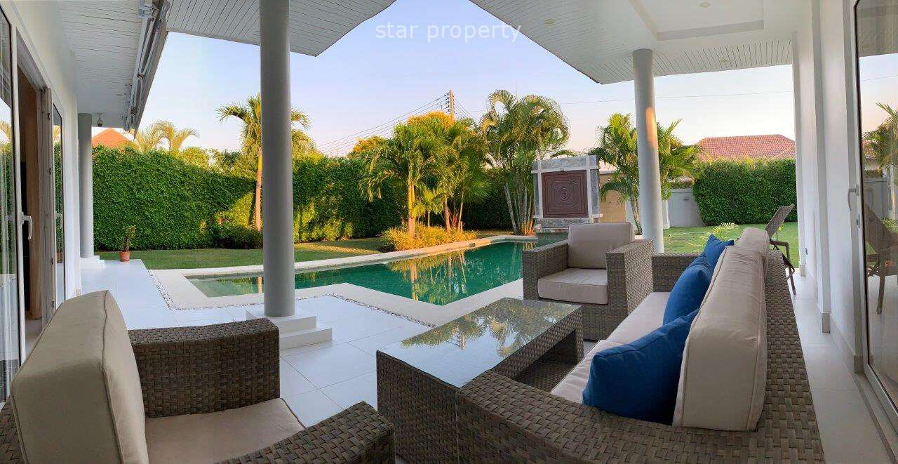 MALI RESIDENCES: Great Quality 3 Beds Pool Villa for Sale at Mali
