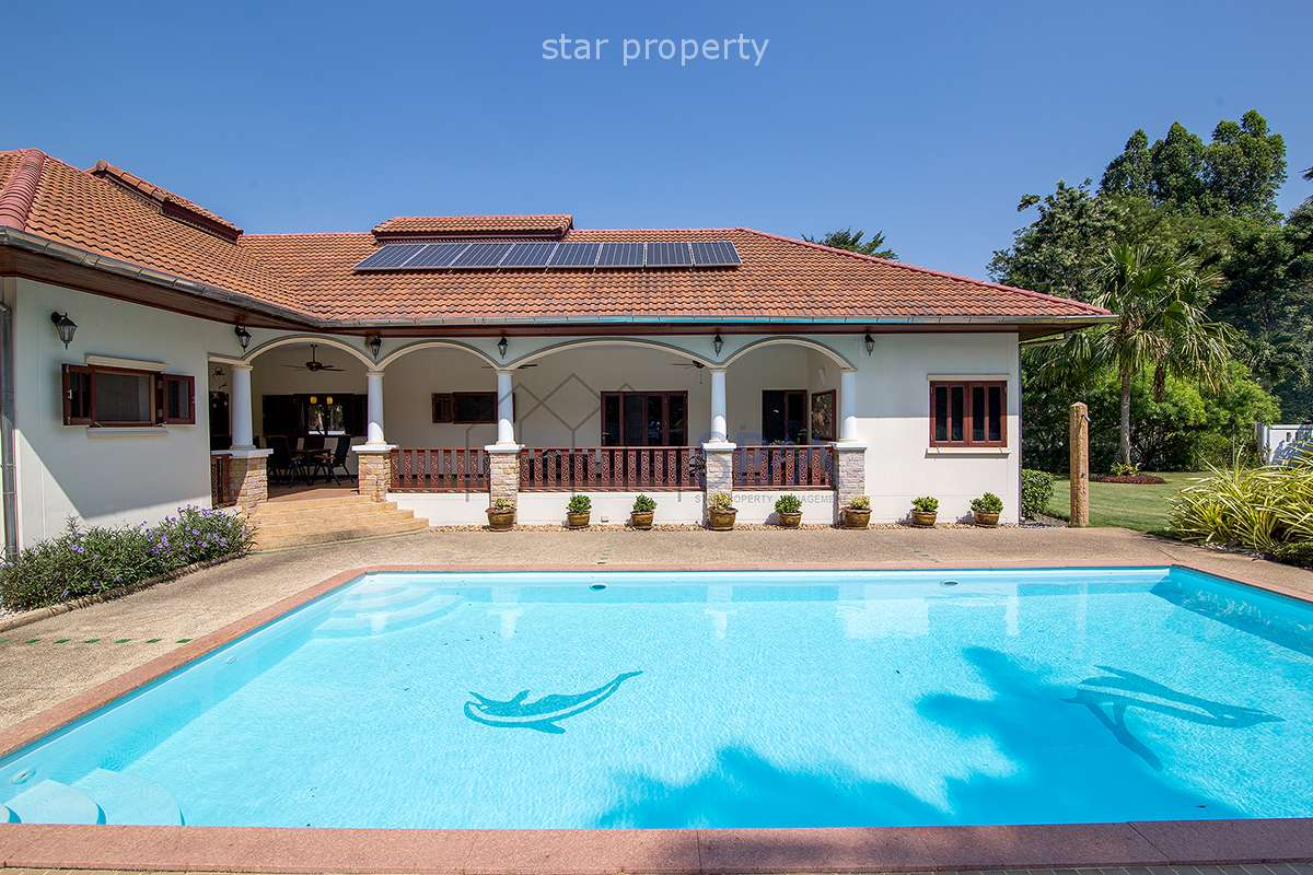 Beautiful Villa For Sale at Cha Am