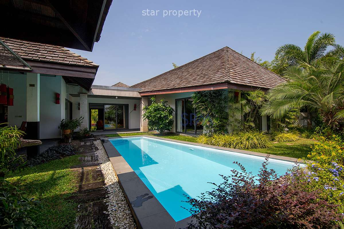 The Stunning View Pool Villa at Cha-Am at Cha Am