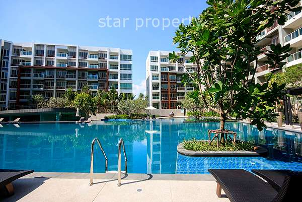 Hot Deal 2 Bedrooms pool view at Seacraze for Sale at Seacraze