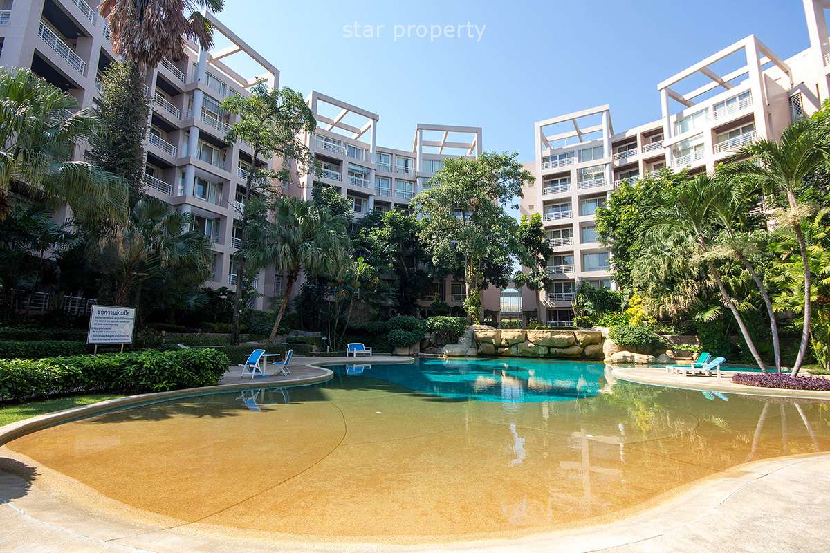 HOT DEAL 2 Bedrooms at Baan Sansaran Hua Hin for Sale at Baan Sansaran