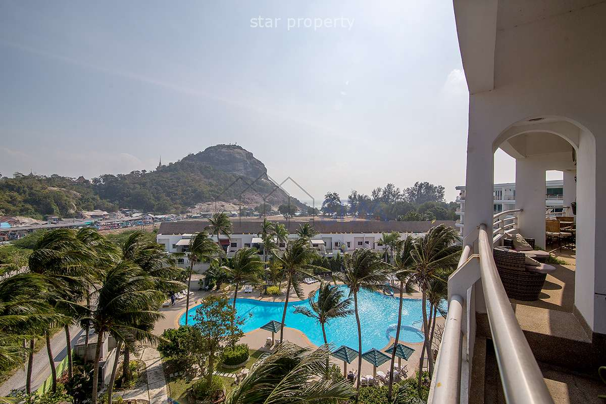 2 Bedrooms Unit with great sea view at Jamjuree for Sale at Jamjuree