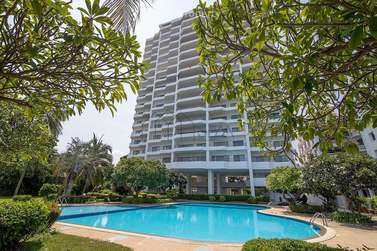 2 Bedrooms unit at Cha Am Laguna for Sale with Great Sea view at Laguna Cha-Am