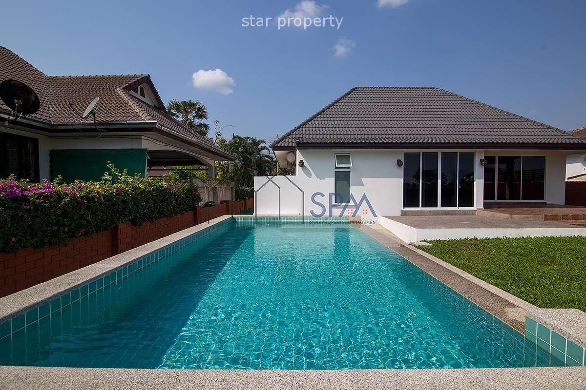 Pool Villa at Laguna Hua Hin Soi 102 for Sale at Laguna