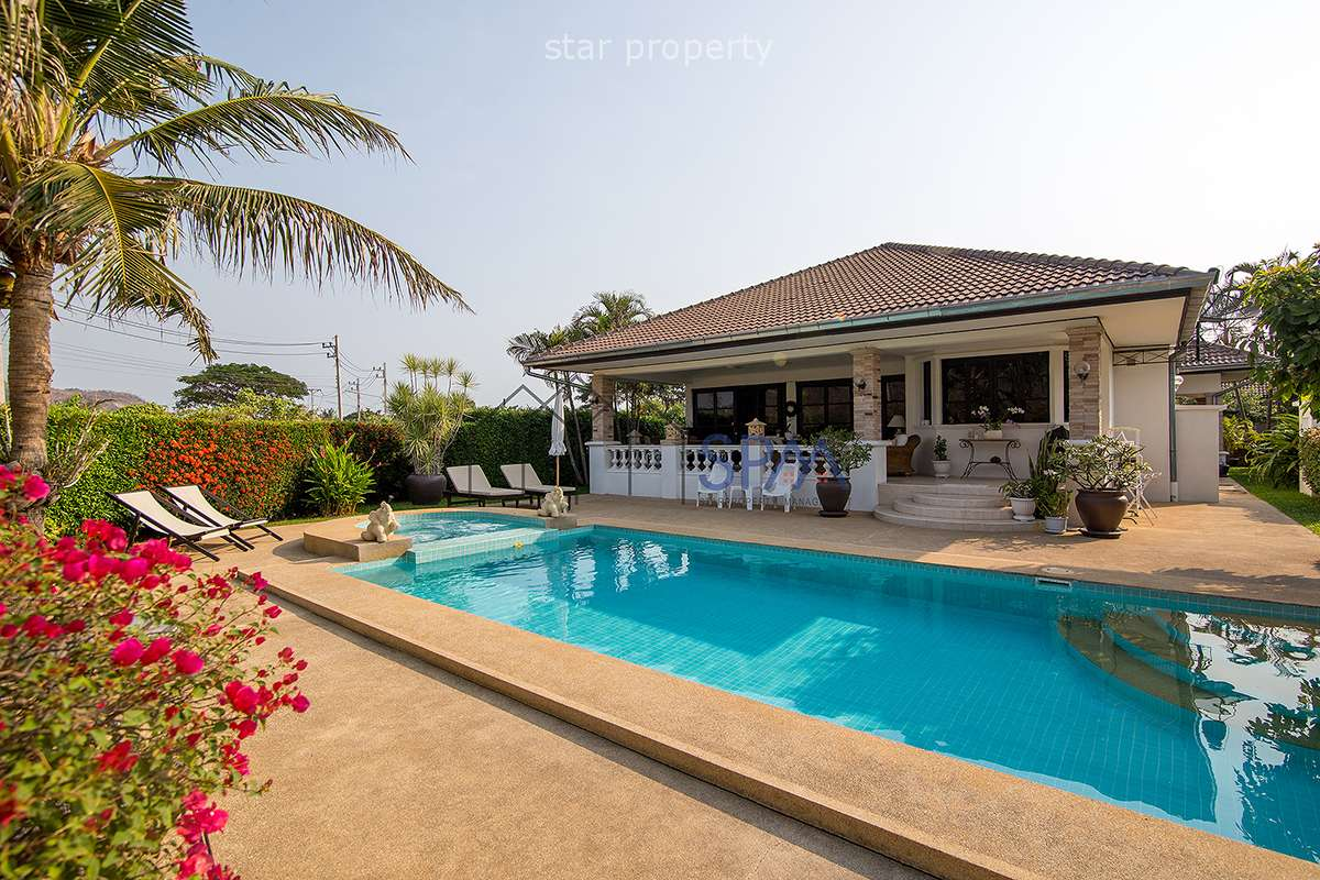Pool Villa at Laguna Hua Hin Soi 102 for Sale