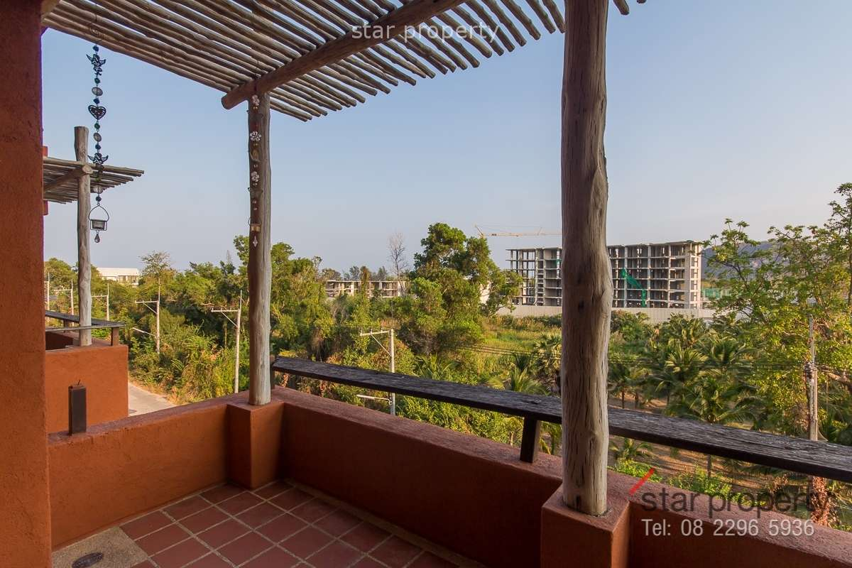 condo 1 bedroom on the beach for sale at Kho-Tao
