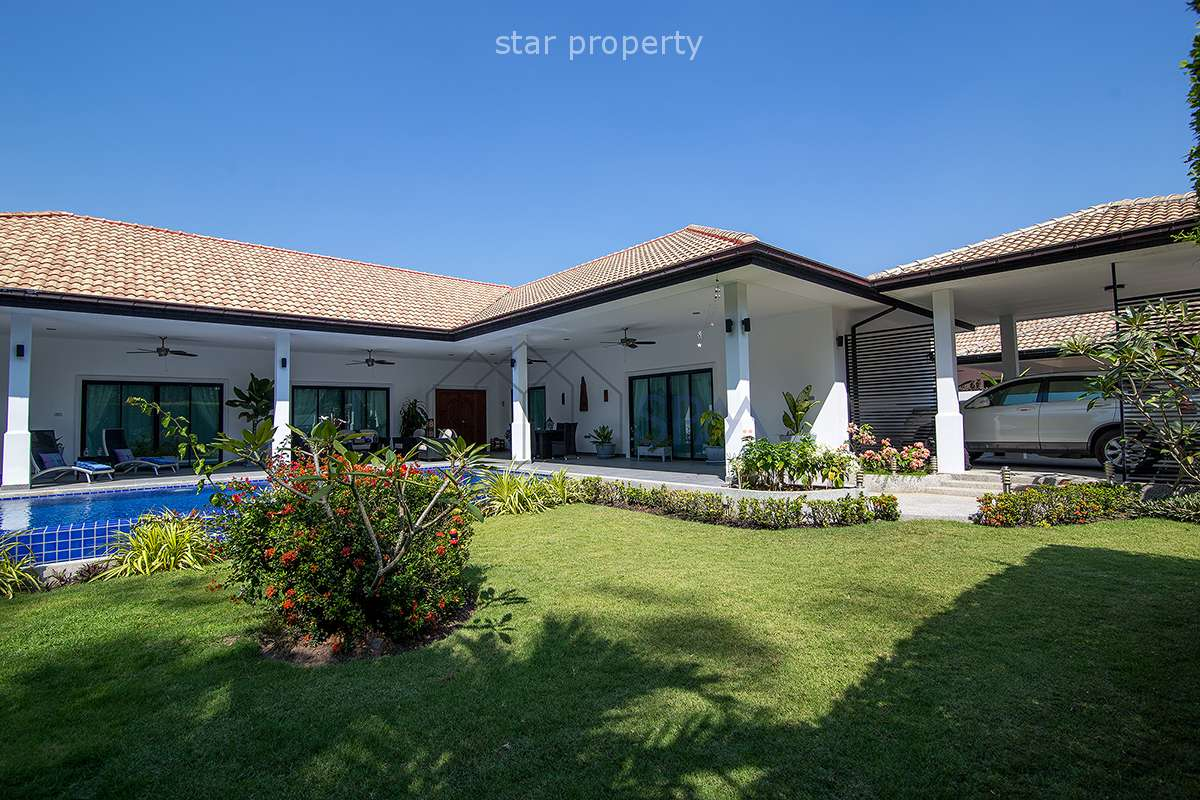 Villa For Sale at Nature Valley Hua Hin Soi 70