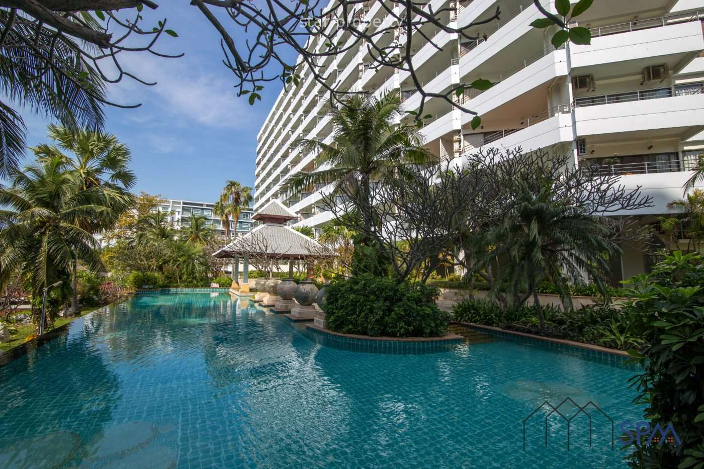 3 Bedrooms Unit for Sale at Palm Pavilion Lake View Hua Hin Soi 5