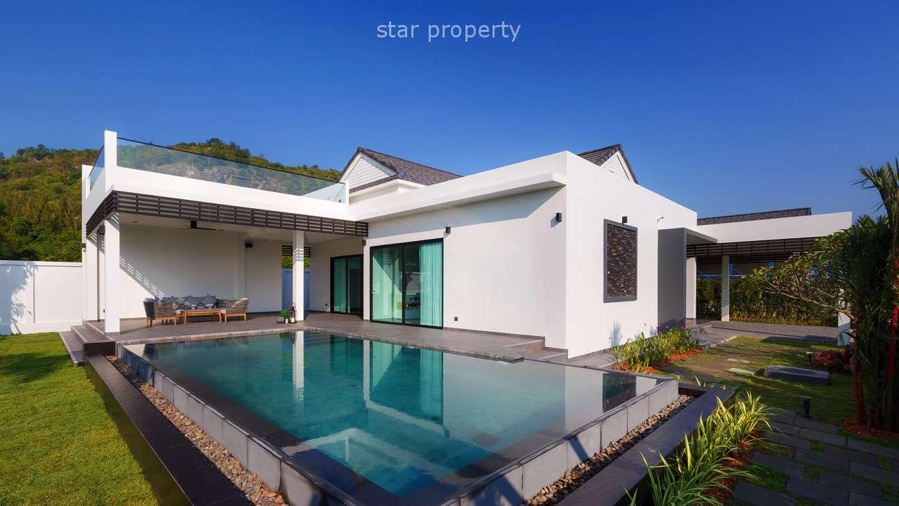 Sivana HideAway Pool Villas Hua Hin Soi 126