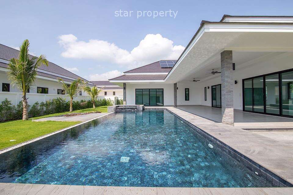 Pool Villa at The Cloud Near Plam Hills Golf Course