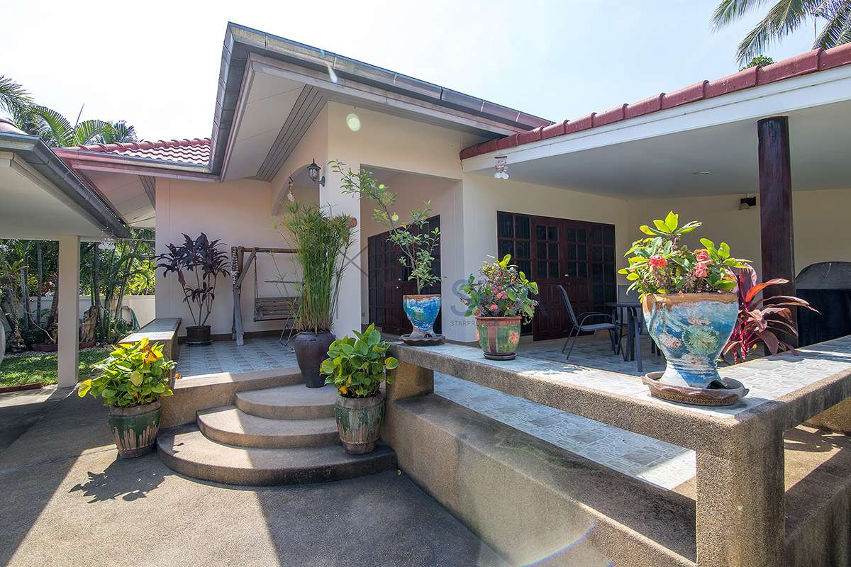 Pool Villa for Sale at Sirin Village Hua Hin Soi 116 at Hua Hin District, Prachuap Khiri Khan, Thailand