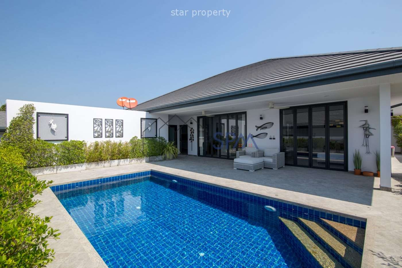Pool Villa for Sale at Sunset View Hua Hin Soi 70 at Sunset View
