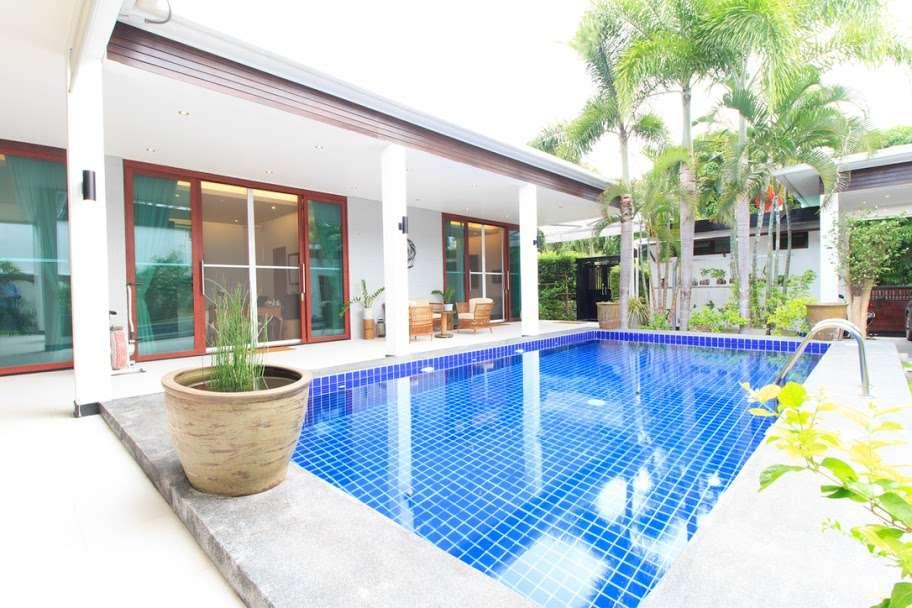 Beautiful Villa for Sale In Hua Hin