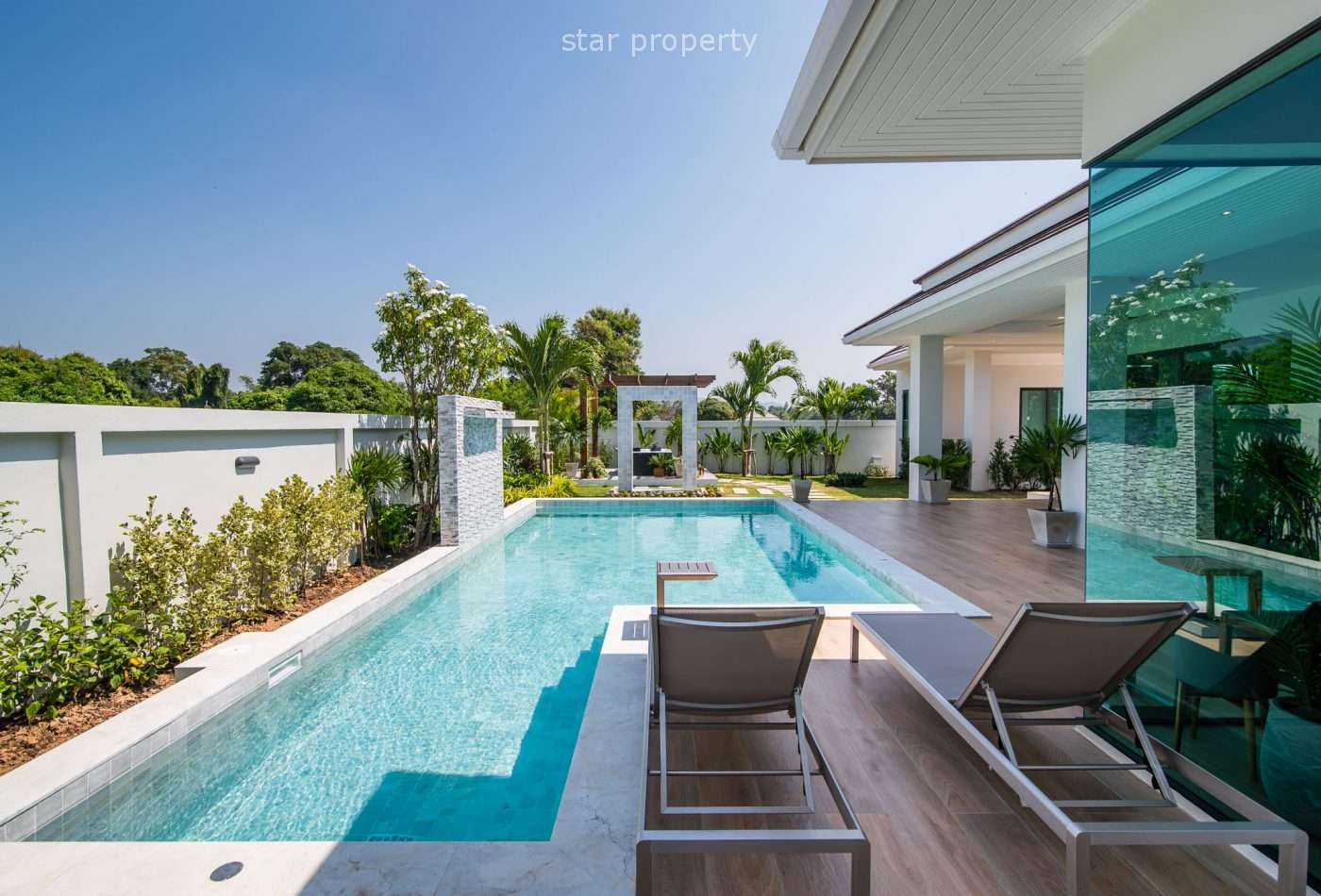 Great Pool View Villa for Sale