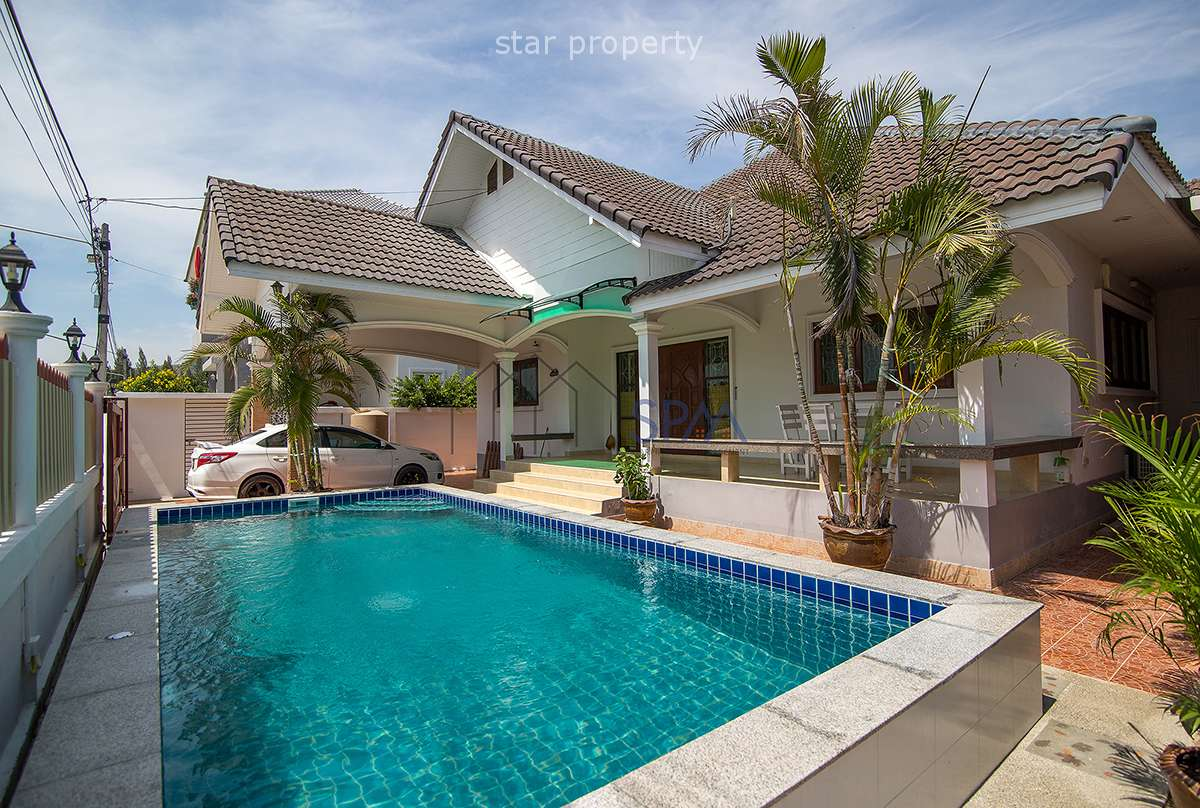 Beautiful House with Private Pool Hua Hin Soi 102 at Hua Hin Soi 102