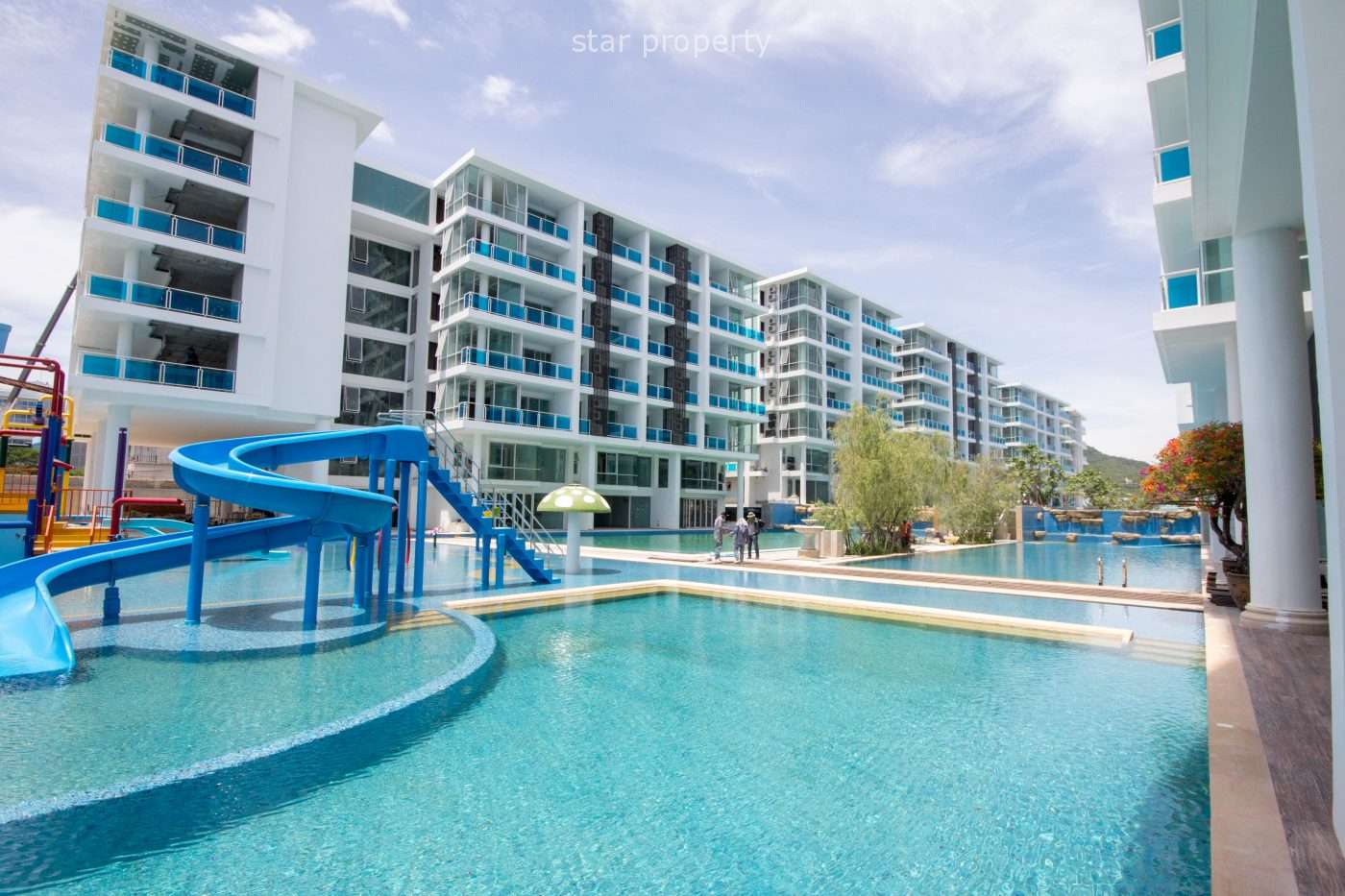 Pool Access Unit at My Resort Condo for Sale