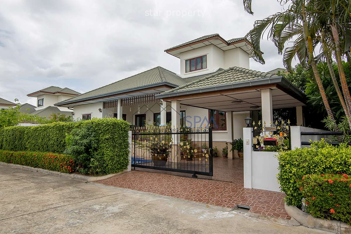 Beautiful House For Sale at Natural hill Hua Hin Soi 6 at Natural Hill