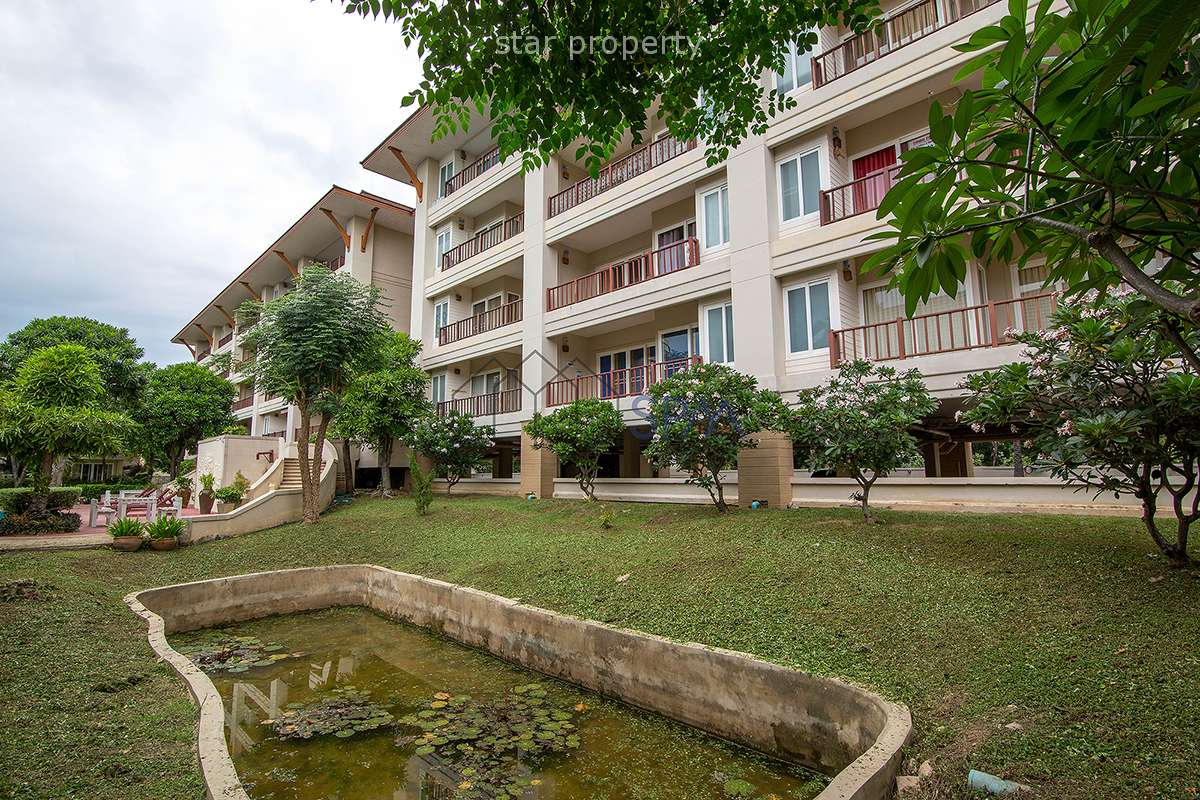 2 Bedrooms Unit at Baan Talaysamran Cha Am for Sale