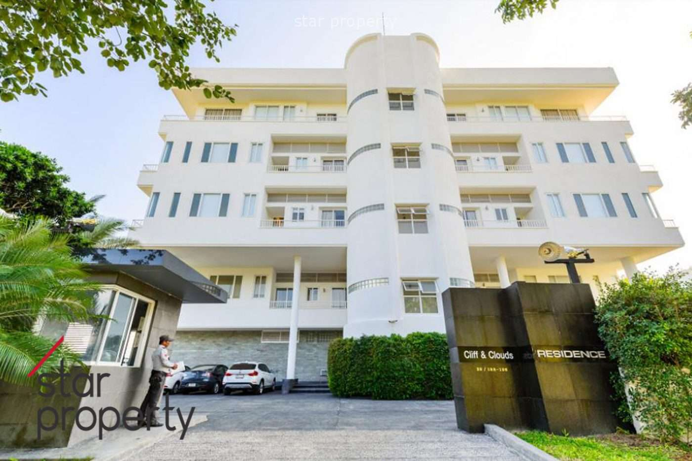 Luxury Hua-Hin Condo Panoramic Sea View for Sale at The Peak Residence
