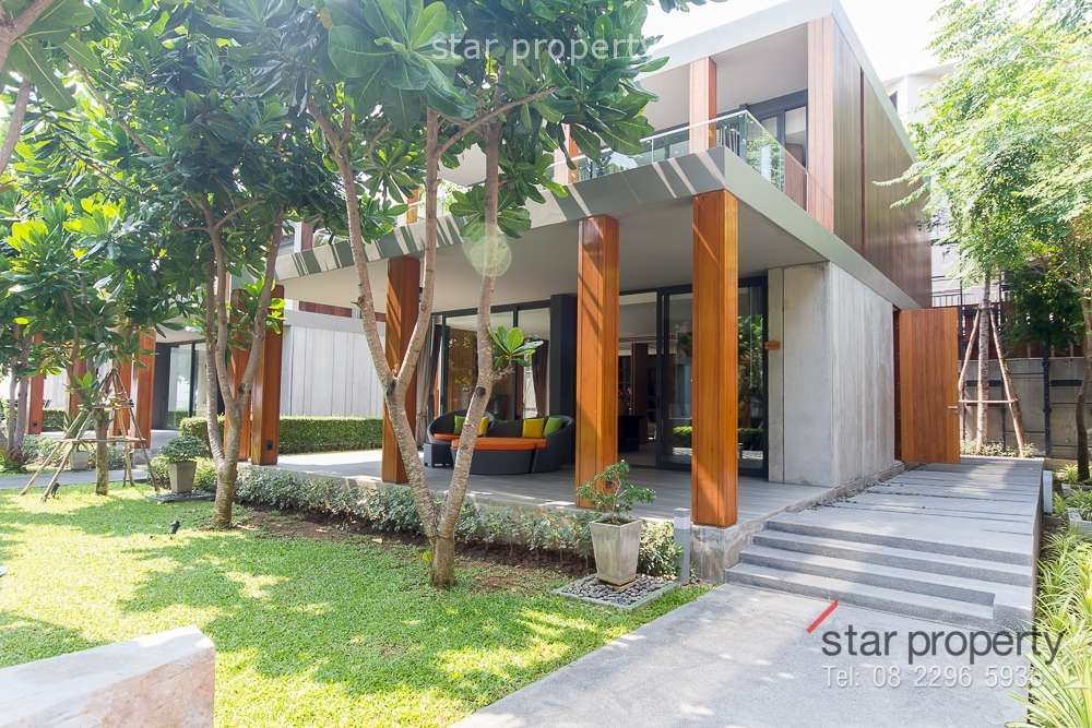 2 Storey Luxury House near the Beach at Baan Sumranlom