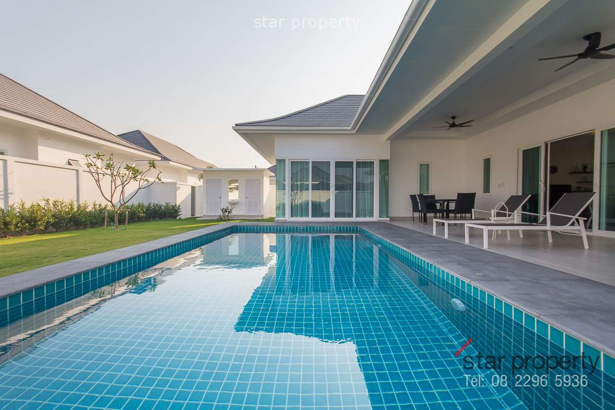 New House at Aria Hua Hin Soi 88 Pool Villa for sale