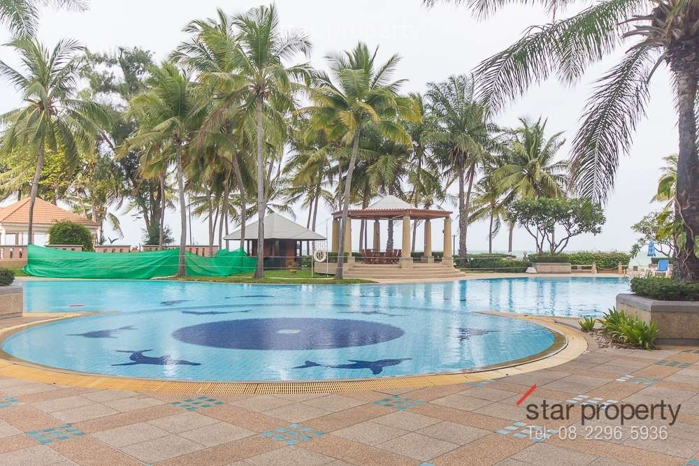 1 Floors Beach Front Condominium for sale at Spring Field