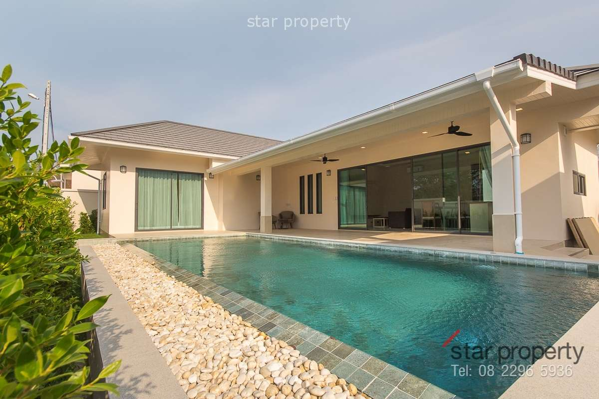 Beautiful Pool Villa with Mountain View for Sale