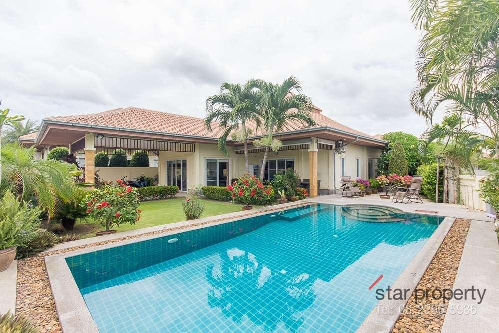 3 Bedroom Pool Villa in Hua Hin Soi 88