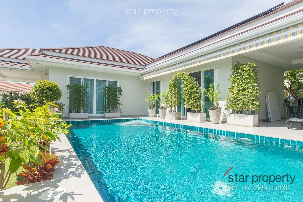 Beautifully Modern Home for Sale at Woodland Hua Hin Soi 88