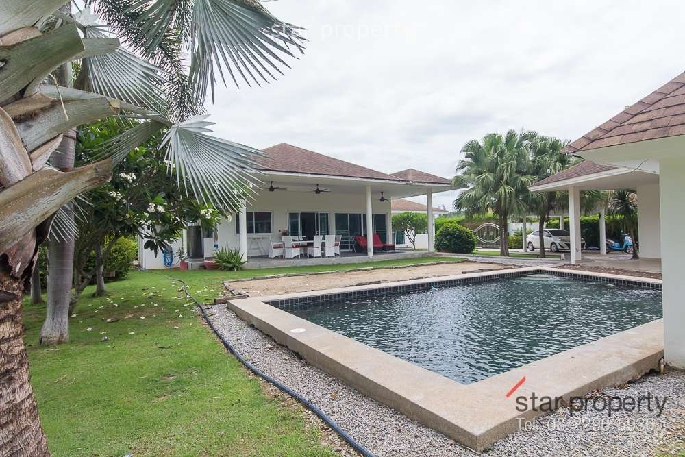 Villa for Sale in Hua Hin near  Black Mountain Golf Course at The Grove Residence