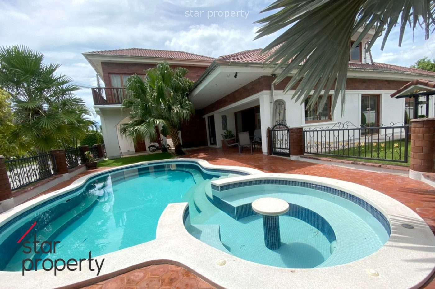 Pool Villa near Palm Hill Golf Course for rent